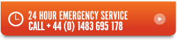 24 hour emergency service call +44 (0)121 666 6336
